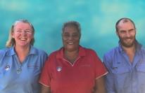 New senior staff team steps up