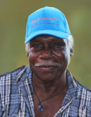 Celebrating the life of the Wandjina Man