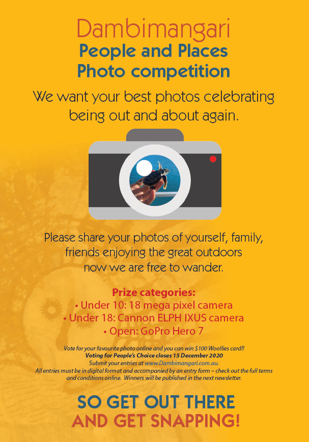 Dambimangari Peoples & Places Photo Competition
